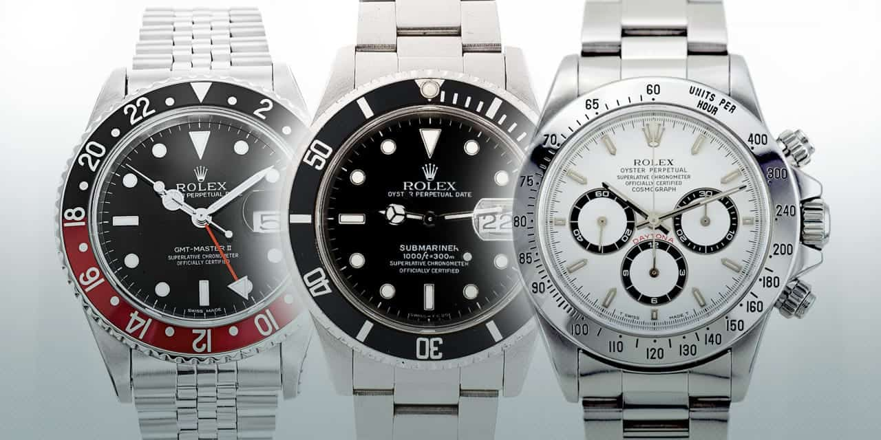 Sell your Rolex Watch - Money for Watches - Greater Manchester
