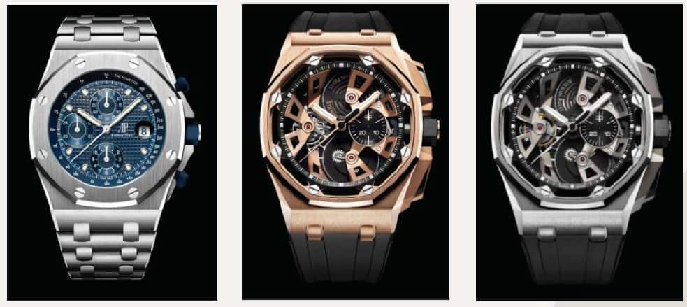 Audemars Piguet top models