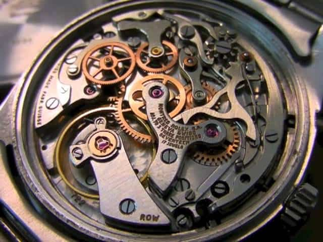 how a rolex works