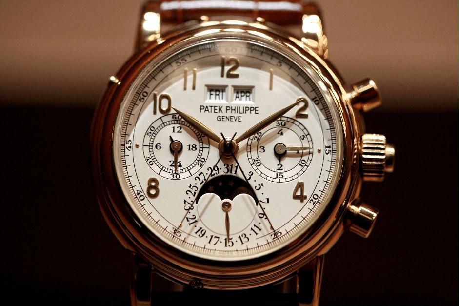 sell patek philippe watch